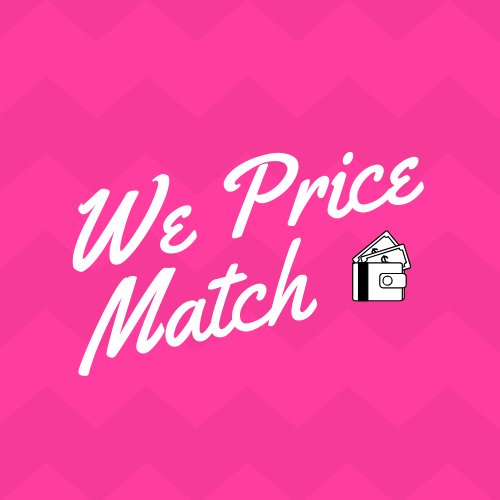 we price match pink monkey stag and hen