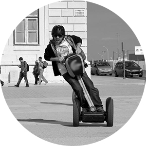 segway lisbon stag do
